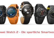 Huawei Watch 2 - alle Versionen