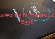 Huawei P9 Firmware B378 verfügbar [OTA]