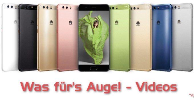Huawei P10 / P10 Plus - Videos - HandsOn - Deutsch - Test