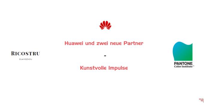 DesignPartnership - Huawei - Ricostru - Pantone