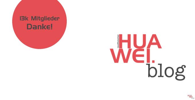 Huawei Forum Facebook