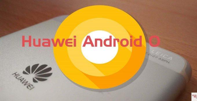 Huawei Android O