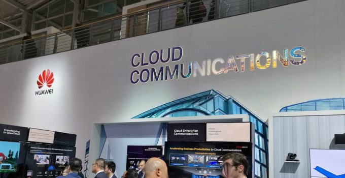 Huawei-Cloud-Communication.