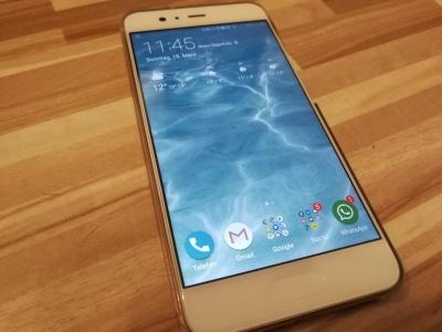 Huawei P10 Test Display