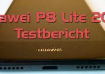 Huawei P8 Lite 2017 Testbericht Beitragsbild