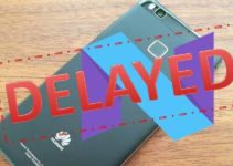 Huawei P9 Lite Nougat Update verzögert sich
