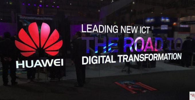 CeBit 2017 – Huawei Pressekonferenz