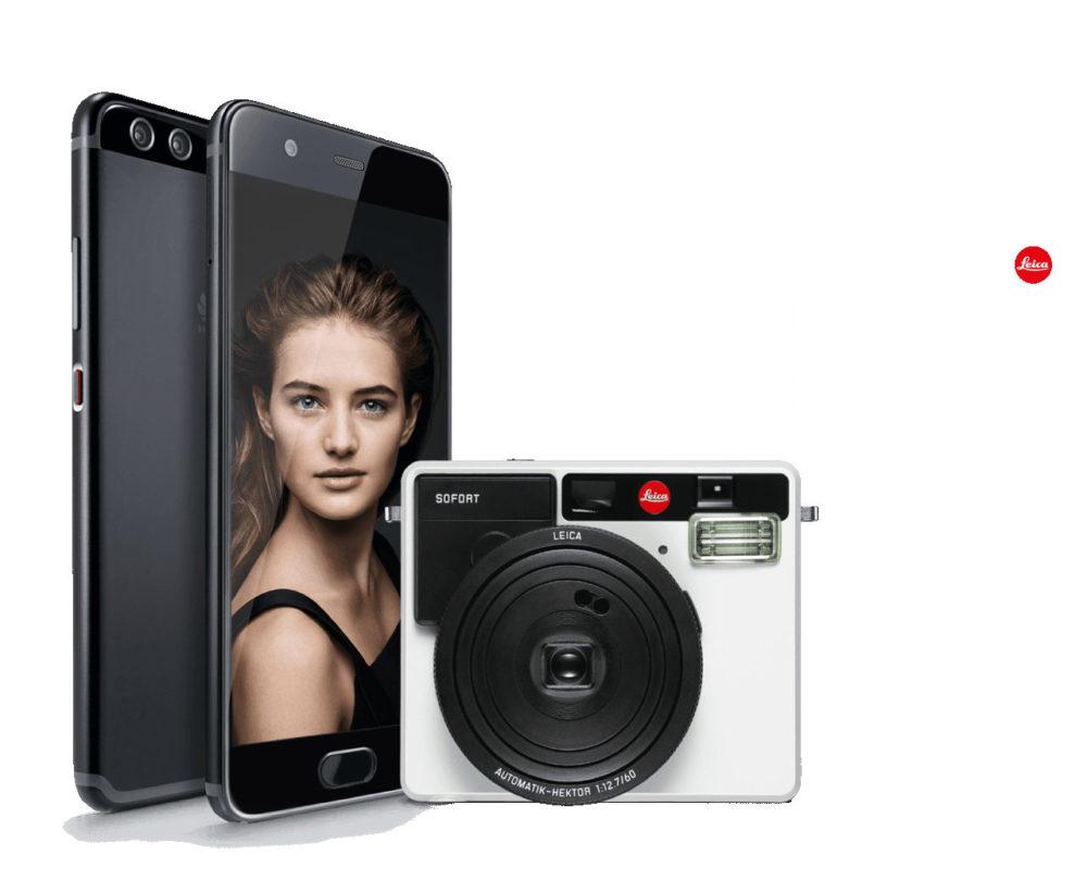 Huawei P10 Leica sofortkamera