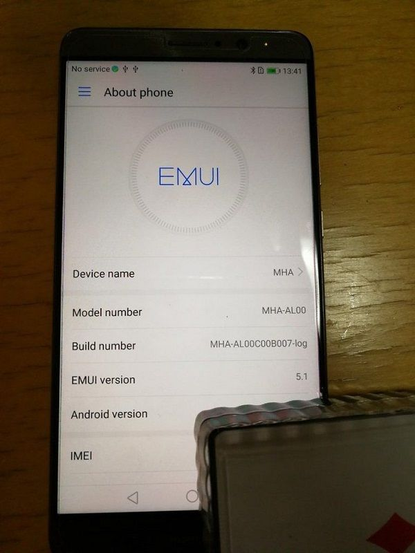 Huawei Android O Firmware