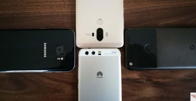 Huawei P10 Kamera Vergleich