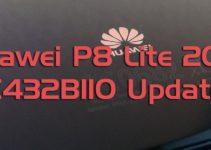 huawei p9 lite 2017 pra-lx1c432b110 update