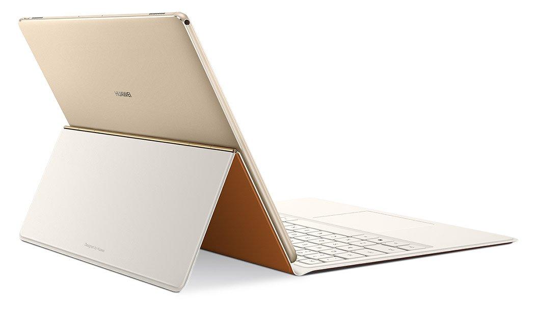 Huawei MateBook E Seite-Hinten