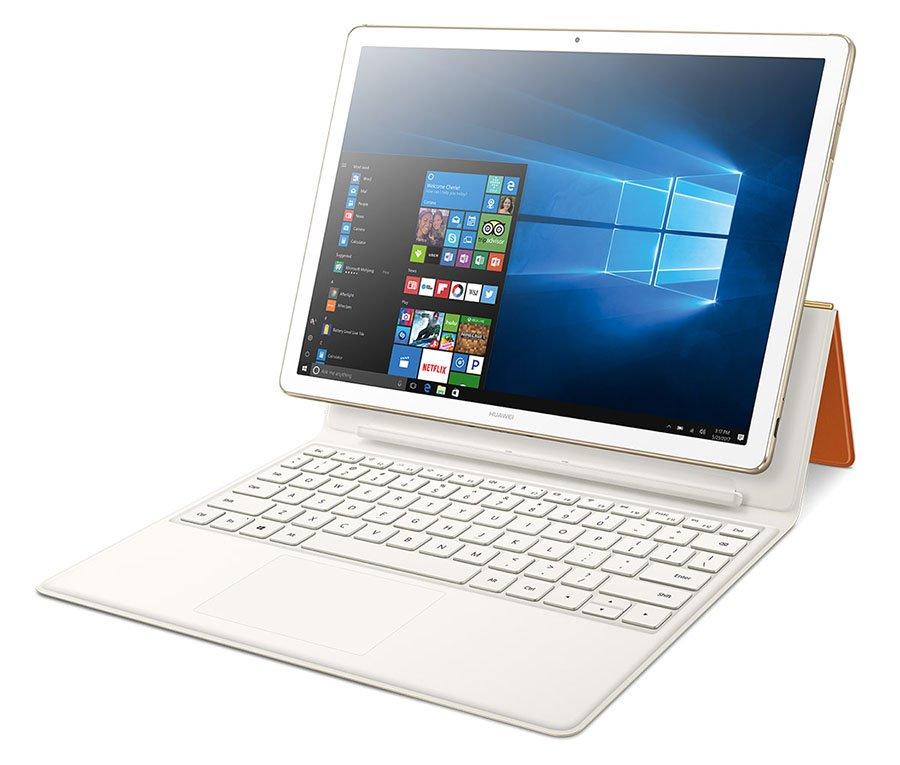Huawei MateBook E Vorne-Aufgeklappt