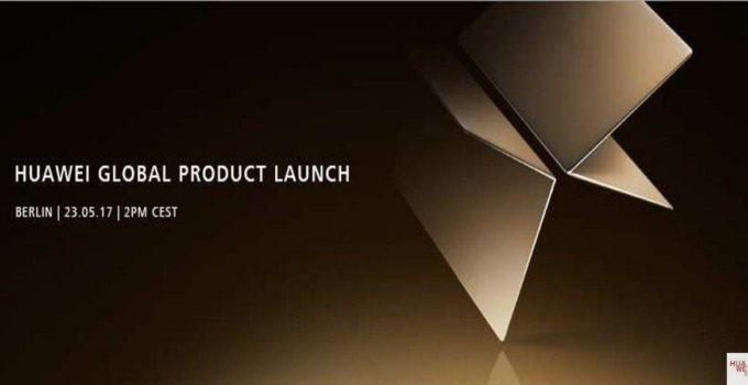 Huawei MateBook X Launch