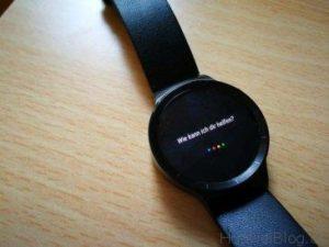 Huawei Watch Wear 2.0 Google Assistent