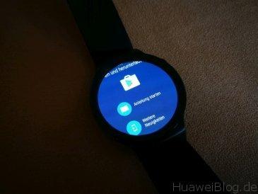 Huawei Watch Wear 2.0 Anleitung