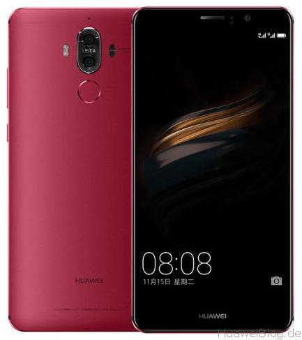 Huawei Mate 9 rot