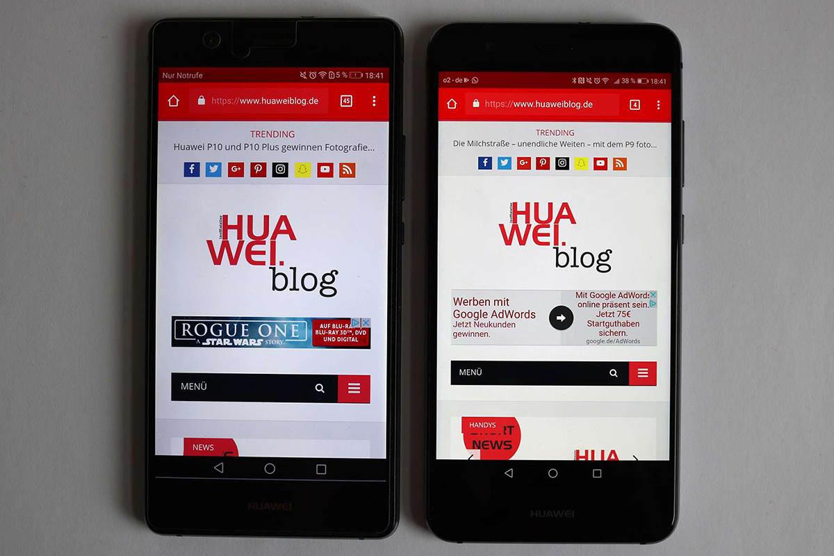 Huawei P9 Lite vs Huawei P10 Lite Vergleichsbilder (3)
