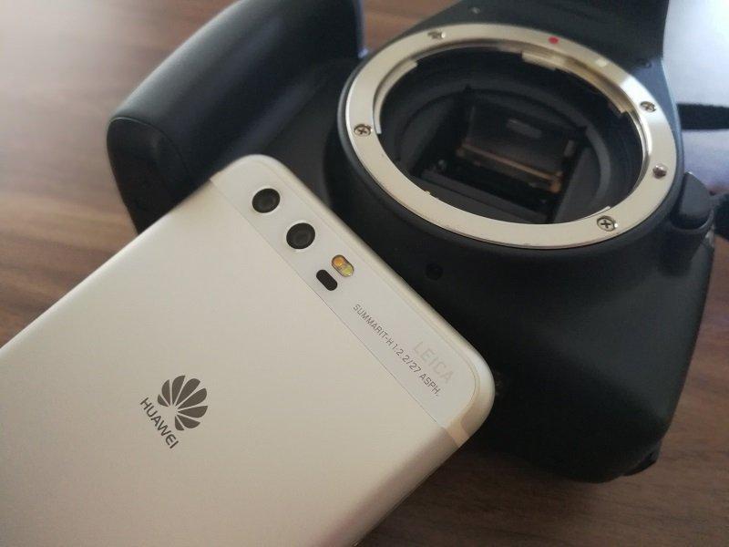 Huawei P10 Update Kamera