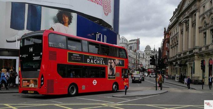 Mein Trip zum Huawei European Innovation Day nach London