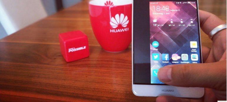Huawei Mate9 Tipps Tricks Tweaks EMUI 5