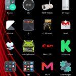 huaweiblog Theme EMUI 5 Icons