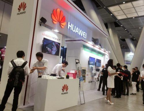 Huawei @ Cable Tech Show 2017 - Kabelnetz-Hardware