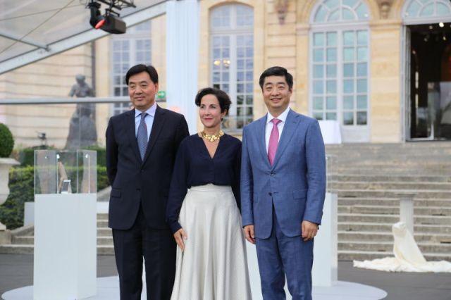 Huawei Frankreich und die Pariser Oper eröffnen die digitale Akademie 1