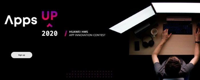 HUAWEI AppsUp