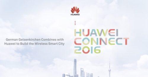 Huawei Connect 2016 Gelsenkirchen