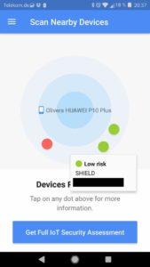 BlueBorne - Sichere NVIDIA Shield