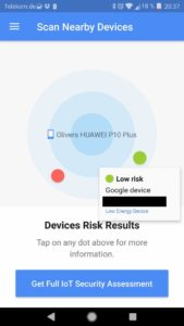 BlueBorne - sicherer Google-Assistant