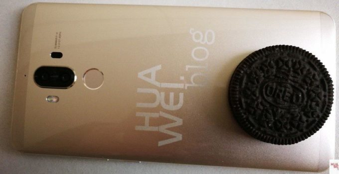 Huawei Mate 9 Oreo