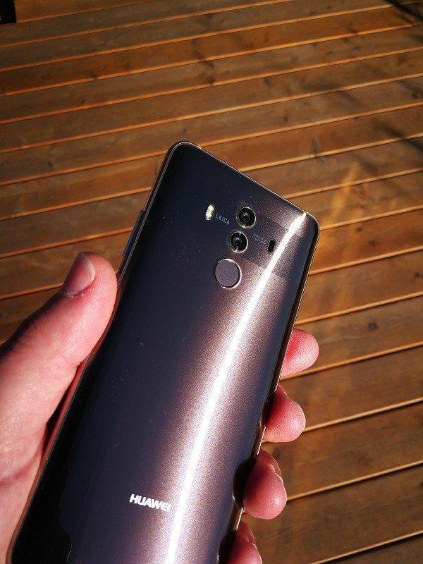 Huawei Mate 10 Launch Rückseite Kamera