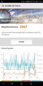 Huawei Mate 10 Pro Benchmark 3DMark Slingshot Extreme