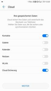 Huawei P10 Update B171