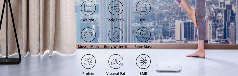 Huawei Body Fatscale