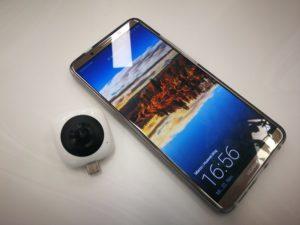 Huawei EnVizion Test 360 Kamera Mate 10 Pro