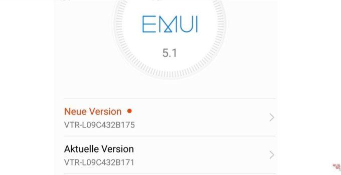 Huawei P10 erhält aktuelle Sicherheitspatches [OTA]