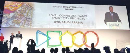 Smart City Award Yanbu