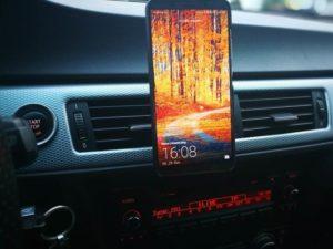 Huawei Car Kit Hochformat