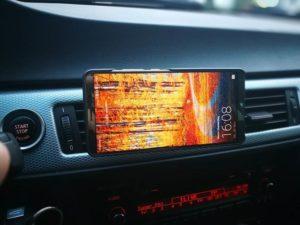 Huawei Car Kit Querformat
