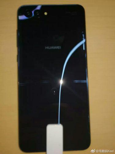 Huawei Nova 2S Rückseite