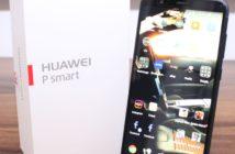 Huawei P smart Vorderseite