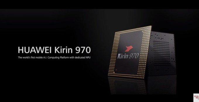 Kirin 970 Banner