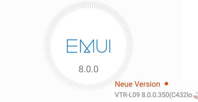 Huawei P10 Oreo Beta Update