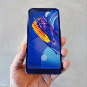 Huawei P20 Fingerabdrucksensor