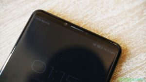 Huawei P20 Prototyp Front OLED