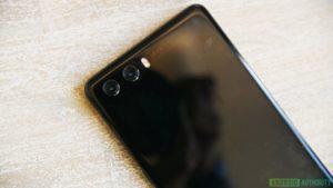 Huawei P20 Prototyp Rückseite Kamera
