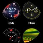 Huawei Watch 2 Android 8 Watchface Übersicht